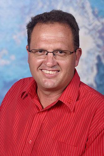 Mnr. Francois van Staden